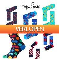 Dealwizard.nl: 6-pack Happy Socks verrassingspakket