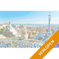 Bruisende stedentrip Barcelona