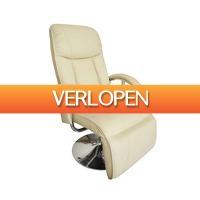 VidaXL.nl: vidaXL elektrische massagestoel