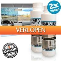 voorHEM.nl: 2-pack Nano vuilafstotend wondermiddel