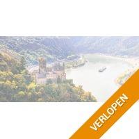 Halfpension aan de Rijn bij Koblenz