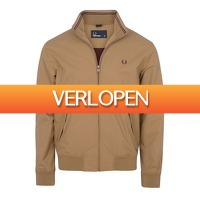 Plutosport offer: Fred Perry Brentham jacket
