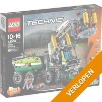 LEGO Technic bosbouwmachine
