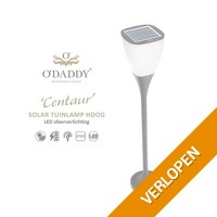 O' Daddy LED solar tuinlamp