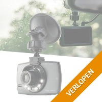 Soundlogic HD DashCam SlimeLine