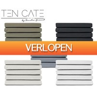 Groupdeal: 2-pack Ten Cate hoeslakens