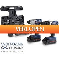 Groupdeal 2: Wolfgang 72-delige boormachineset
