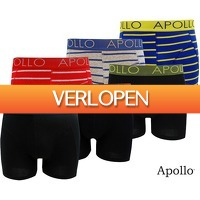 Groupdeal 2: 3-pack Apollo boxershorts