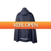 LIDL.nl: Regencape XL/XXL, Donkerblauw
