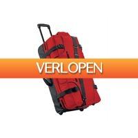 LIDL.nl: Trolleytas 60 l rood