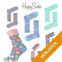 6-pack Happy Socks verrassingspakket
