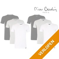 6-pack Pierre Cardin T-shirts