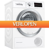 EP.nl: Bosch WTW85491NL Exclusiv Serie 6 warmtepompdroger