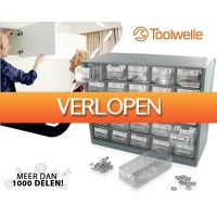 1DayFly Tech: Toolwelle 1000-delige organizer
