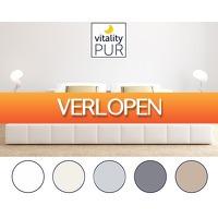 1DayFly Home & Living: set van 2 vitality pur jersey hoeslakens