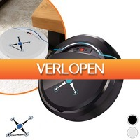 Euroknaller.nl: CleanRobot robotstofzuiger