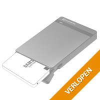 USB 3.0 SATA III HDD and SSD external case