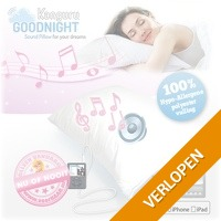 Kanguru Goodnight soundpillow