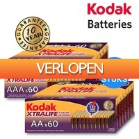 6deals.nl: Kodak batterijen
