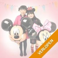 Minnie Mouse folieballon