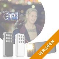 Expose Video Light voor iPhone