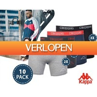 1DayFly: 10 pack kappa boxershorts