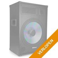 Fenton TL15LED passieve 800W speaker met LEDs