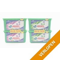 84 Ariel 3-in-1 wascapsules