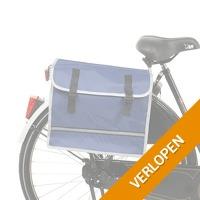 Le Biker dubbele fietstassen