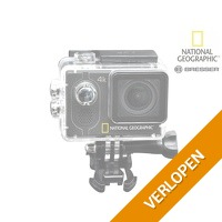 National Geographic 4 K Action Cam