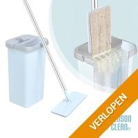 Benson clean flat mop