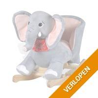 vidaXL Hobbeldier olifant