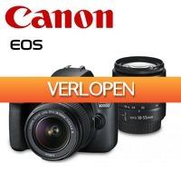 Euroknaller.nl: Canon EOS 4000D met 18-55mm DC lens