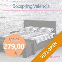 Boxspring Valencia