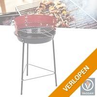 Vaggan houtskoolbarbecue