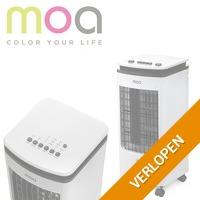 Moa Aircooler en Air Purifier 3-in-1