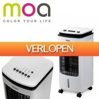 Euroknaller.nl: Moa Aircooler en Air Purifier 3-in-1