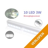 Sensor LED-lamp