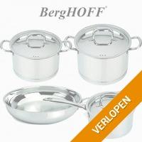 7-delige BergHOFF pannenset