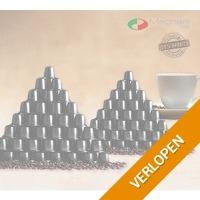 200, 400 of 600 stuks Caffe Magnani Koffiecups voor je Nespresso Machine