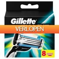 6deals.nl: Gillette scheermesjes