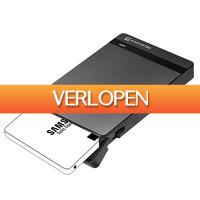 Dennisdeal.com: USB 3.0 SATA III HDD and SSD external case