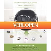 Dennisdeal.com 3: Clean Robot vacuum cleaner