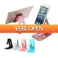ClickToBuy.nl: Opvouwbare telefoonhouder