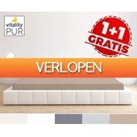 Voordeelvanger.nl 2: 2 x Vitality Pur jersey hoeslaken