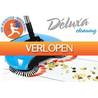 VoucherVandaag.nl: Eco Cleaning Spin Broom stick