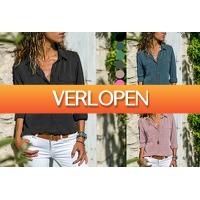 VoucherVandaag.nl: Dames blouse