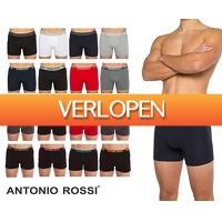 Voordeelvanger.nl: 12 x Antonio Rossi boxershorts
