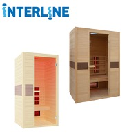 Euroknaller.nl: Interline Ruby Infrarood Sauna
