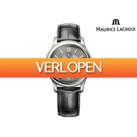 iBOOD Sports & Fashion: Maurice Lacroix automatisch horloge